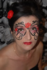Fantoosh Face Art: hen party face art service